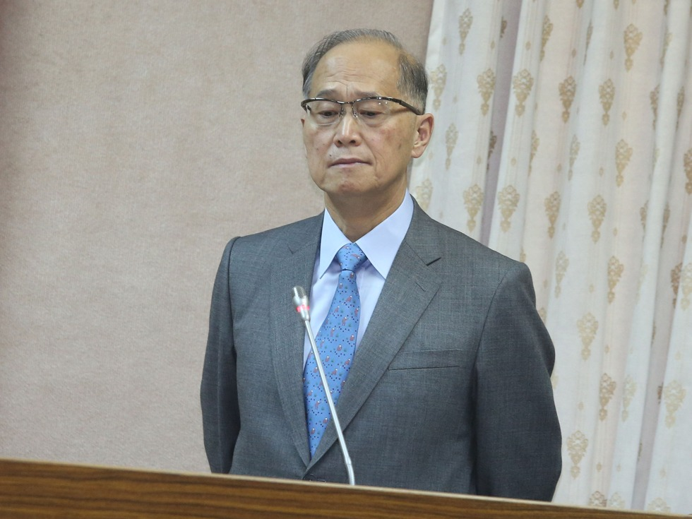 """台""""外交部长""""李大维5日回应台湾未获国际刑警组织邀约参与大会(台媒)"""