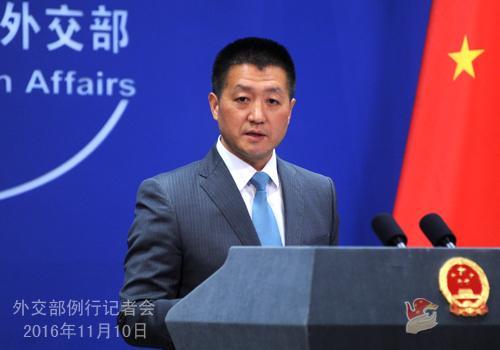 外交部:望欧方履行中国入世议定书第15条义务