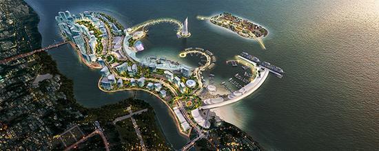 中企在大马建马六甲最大港口被指有军事目的