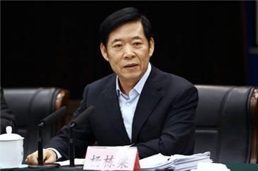 国家安全生产监督管理总局原局长杨栋梁