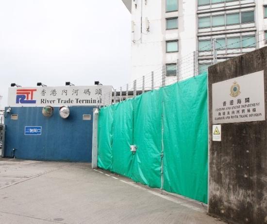 香港海关扣查9辆未申报装甲车 正深入调查(图)
