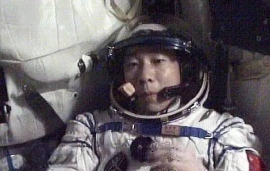 杨利伟称曾在太空遭遇诡异敲击声 至今无法解释
