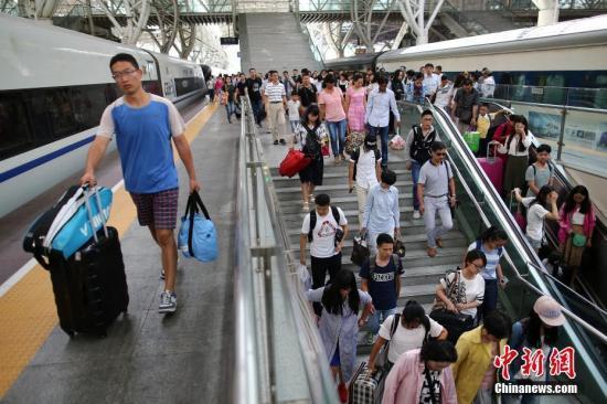 发改委批复京津冀城际铁路网规划 估算2470亿