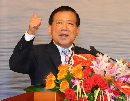 台湾海霸王国际集团总裁庄荣德(资料图)