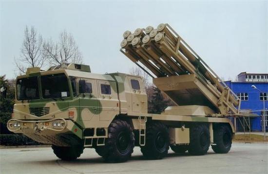 中国陆军大杀器一次齐射就能灭掉一座机场:火力强大让对手干瞪眼
