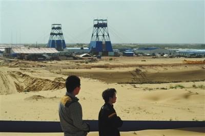 陕西榆林某煤矿。