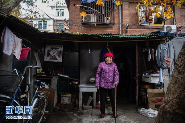 南京大屠杀幸存者群像发布:仅剩108位