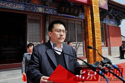 刘政此前参加公开活动。