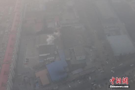 北京继续发布霾橙色预警 5至7日局地有重度霾