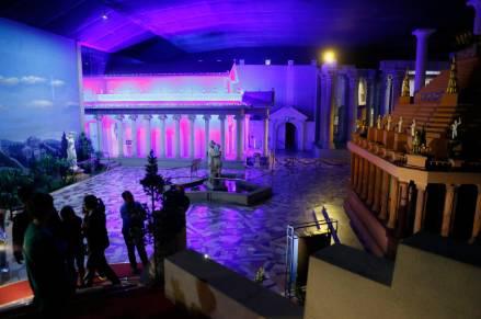 再附送一个世界八大奇迹馆展品:古希腊三美神……