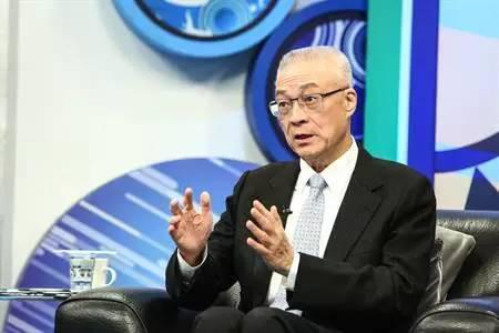 吴敦义:若党内人选不强 2020将提名郭台铭参选