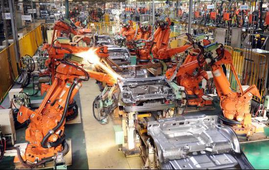机器人产业成了哈尔滨经济新亮点