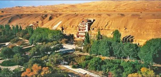 谁能想到,这个地处沙漠荒凉的敦煌研讨院,领有的博士生数目在天下文物维护界位列第一!