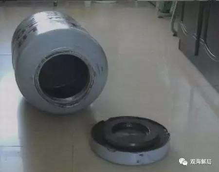 李国蔚机关算尽,他甚至想到特制一个煤气罐,把贪污受贿的钱藏到夹层里。