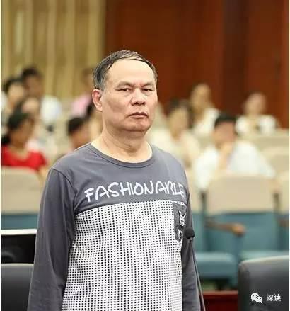 2015年5月26日,桂林中院一审开庭审理罗卫国受贿一案 中新社发