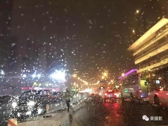 【河北的雪】