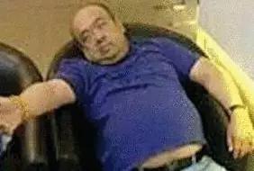 网传金正男中毒后的照片。