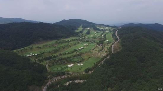 乐天星洲高尔夫球场