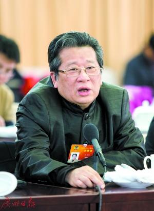 全国政协委员许钦松 (资料图片)广州日报全媒体记者苏俊杰、乔军伟