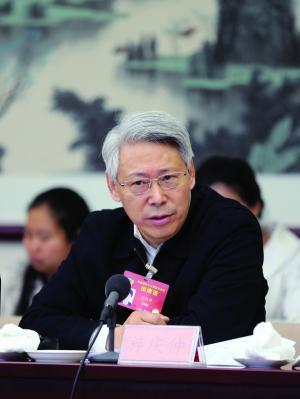 全国政协委员、江苏省交通运输厅厅长游庆仲