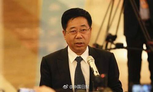 教育部长陈宝生