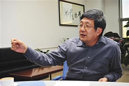 中国航天科技集团五院载人航天工程载人飞船系统总设计师张柏楠 资料图