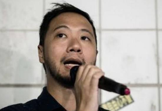 """香港""""七警案""""被打主角出狱 妄称延续""""占中"""""""