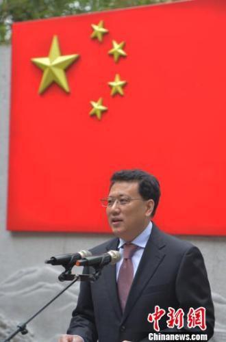 2017年2月17日,袁家军在浙江省审查院首批员额审查官任职宣誓仪式上讲话。(资料图) 王刚 摄