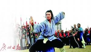 当年李连杰主演的《太极张三丰》威震天下。