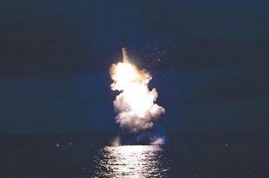 2016年8月,朝鲜潜射弹道导弹发射实验成功,使得韩国方面大为恐慌