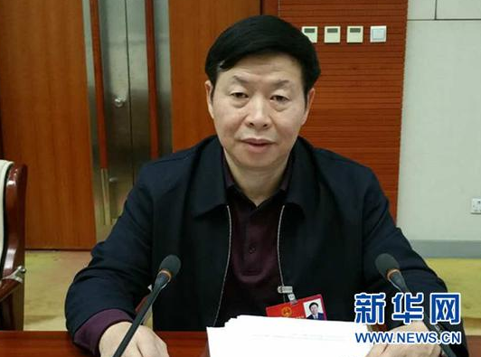 天津工业和信息化委员会党组书记、主任李朝兴