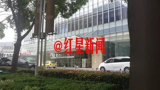 汇丰上海总部