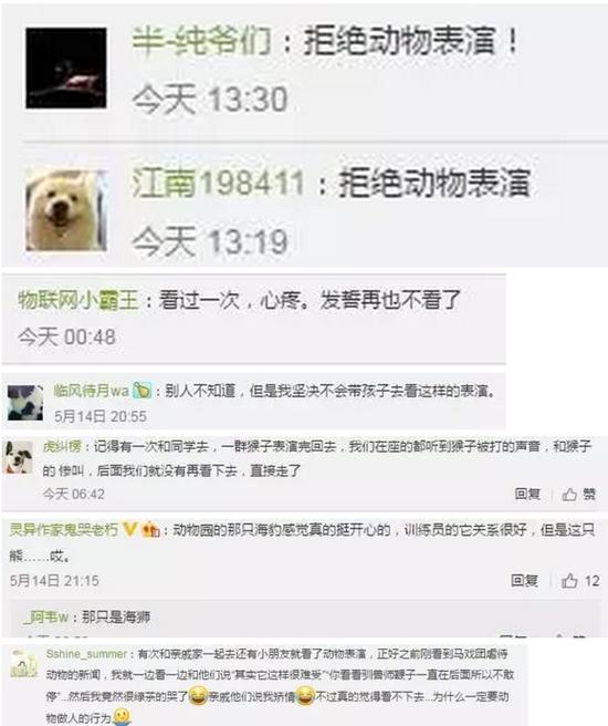 福州动物园:驯兽师已停职
