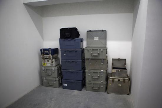 贵重物品保管库。南方日报 图