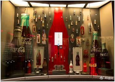 ??人们在此可以了解可口可乐的历史与文化。
