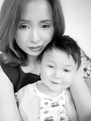 杨小兰和女儿