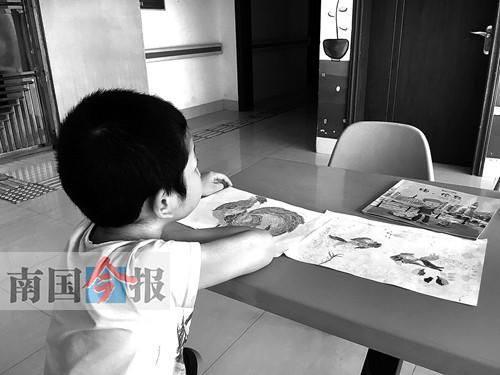 单亲爸送儿子全托后失踪5年 孩子10岁仍未上学