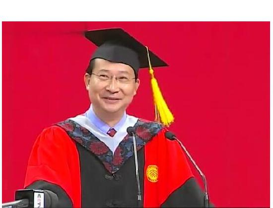 演讲者:饶毅(教师代表、科学家)