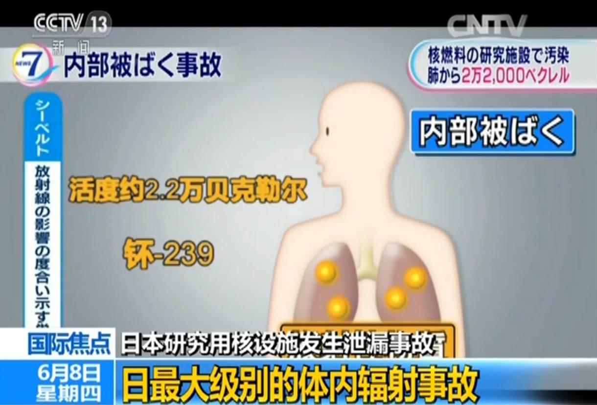 日本再发核泄漏事故!工人遭最大级别辐射