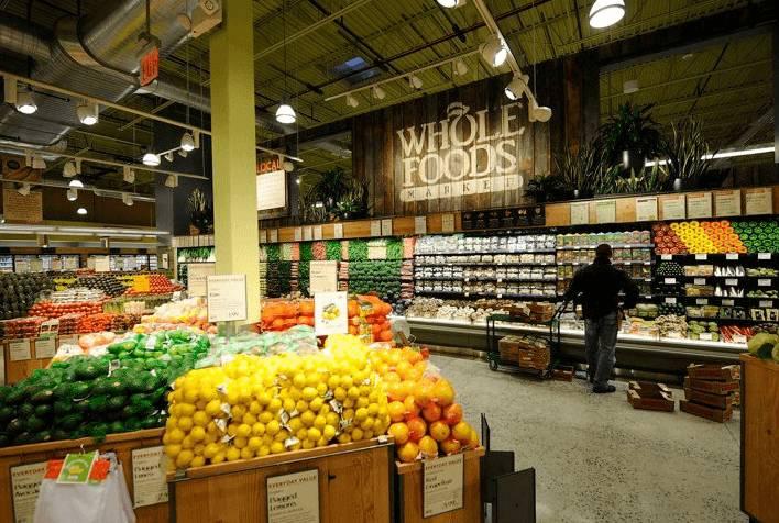 ▲全食超市(圖片來源:谷歌)