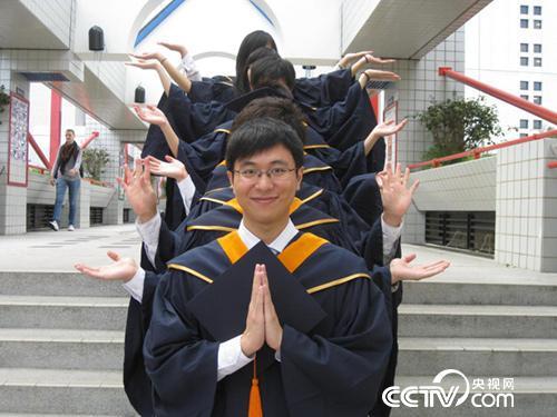 2008年,吴苏赴香港科技大学攻读研究生。