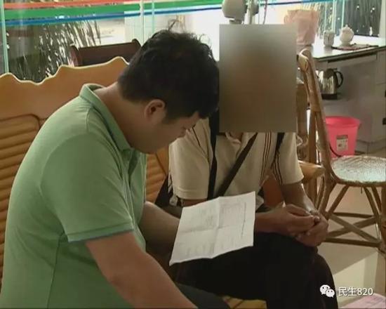 雖然嘴上這麼说,但為了讓自己的小孩能就近就讀,劉先生還是來到了戶籍所在地的派出所申請開具無犯罪記錄證明書。