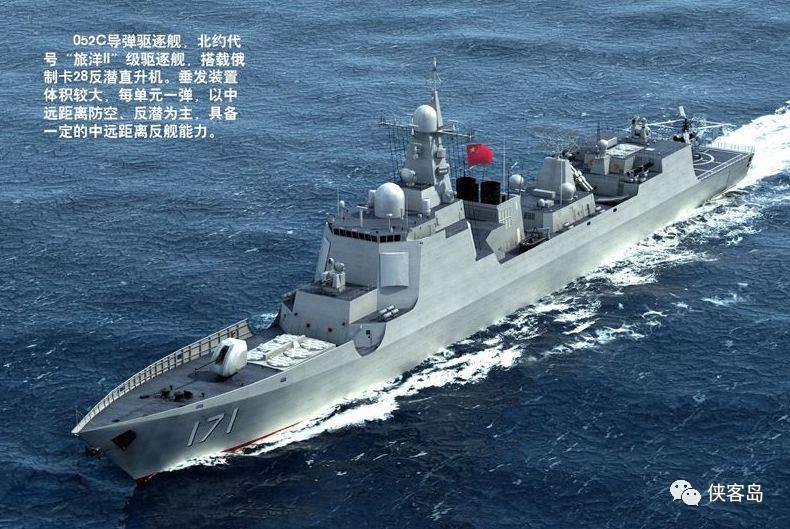 中国刚下水的万吨级驱逐舰 为啥这么厉害
