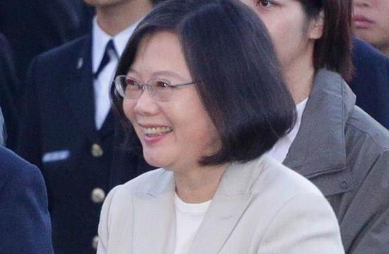 台湾地区领导人蔡英文