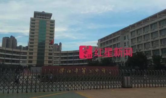 """广东湛江12岁陈舒音高考620分被誉""""神童"""" 一年读完小学"""
