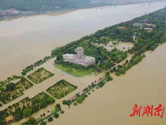 洪水有多猛?专家:湖南6月降水量堪比5个洞庭湖