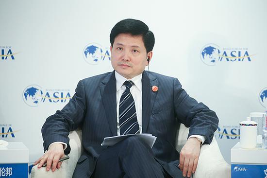 财务部副部长刘伟。视觉中国材料图