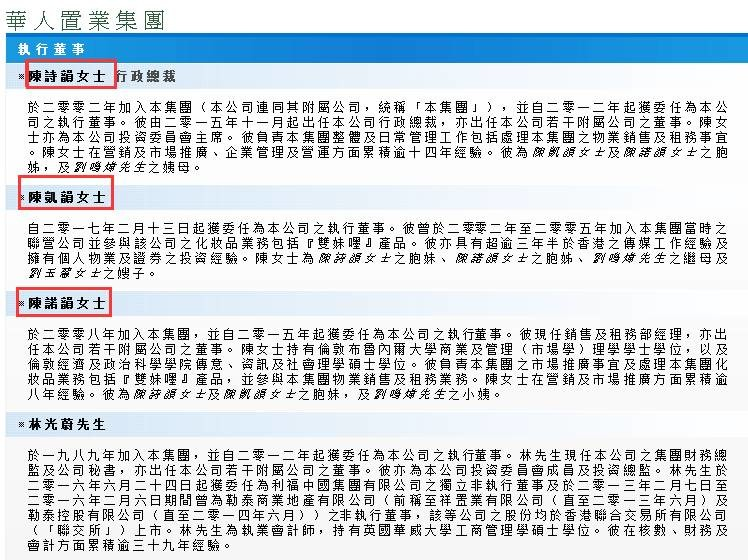 ▲图片到来己华人置业官网