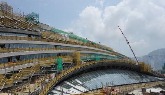 """香港将公布""""一地两检""""方案 高铁站划内地辖区"""