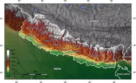 求(想)知(去)若(旅)渴(游)的外事儿很好奇,尼泊尔的互联网是啥水平?